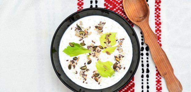Tarator sau supa de iaurt