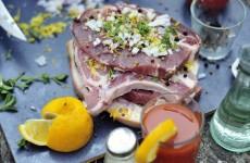 Razvan Anton - friptura de porc aromata